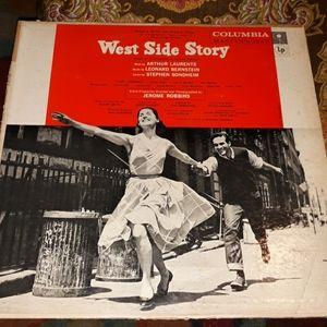 West Side Story 1957 Vinyl